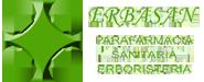 Parafarmacia Erbasan | Erboristeria – Sanitaria – Omeopatia – Fitoterapia – Cosmesi Logo