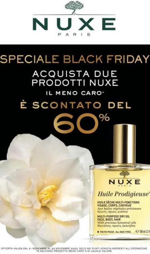 Nuxe Special Black Friday 2020